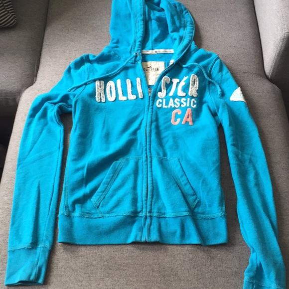 Hollister sweater ladies medium